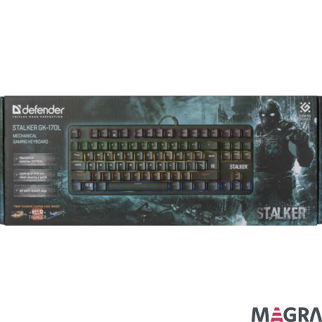 DEFENDER Klawiatura Stalker GK-170L