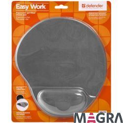 DEFENDER Podkładka pod mysz Easy Work szara