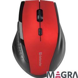 DEFENDER Bezprzewodowa mysz optyczna Accura R MM-365