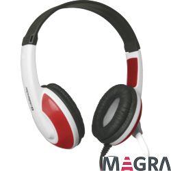 DEFENDER Warhead G-120 czerwony + biały