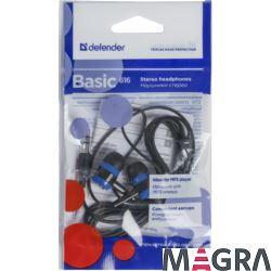 DEFENDER Słuchawki z mikrofonem Gryphon 750U