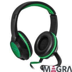 DEFENDER Warhead G-200 zielony + czarny