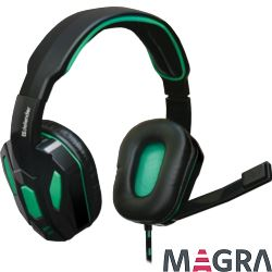 DEFENDER Warhead G-275 zielony + czarny