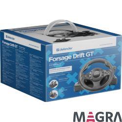 DEFENDER Kierownica FORSAGE DRIFT GT