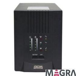 POWERCOM UPS SPT-1000 - Zasilacz awaryjny