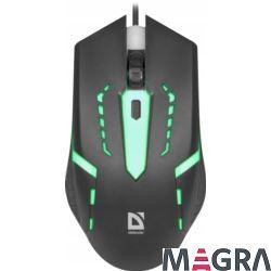 DEFENDER mysz gamingowa Hit MB-601