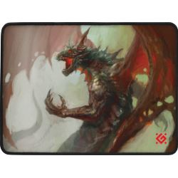 DEFENDER Podkładka pod mysz Dragon Rage M