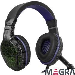 DEFENDER Słuchawki dla graczy Warhead G-400 USB