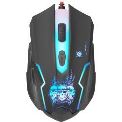 DEFENDER mysz gamingowa Skull GM-180L